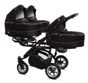 Babyactive Trippy  07 Black Magic /Czarna rama  3w1