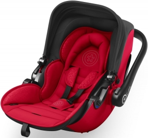 KIDDY Evolution pro 2  0-13 KG Ruby Red